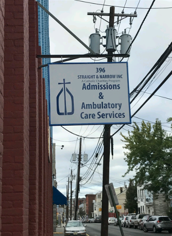 Straight and Narrow Admissions